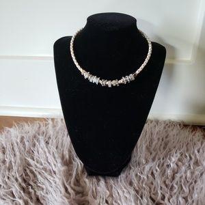 NWOT Loft Magnetic Closure Necklace